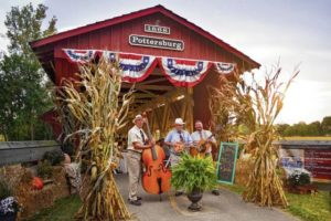 Covered Bridge Festival looks toward yesteryear