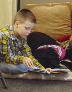 PAWS For Reading returns to Mechanicsburg